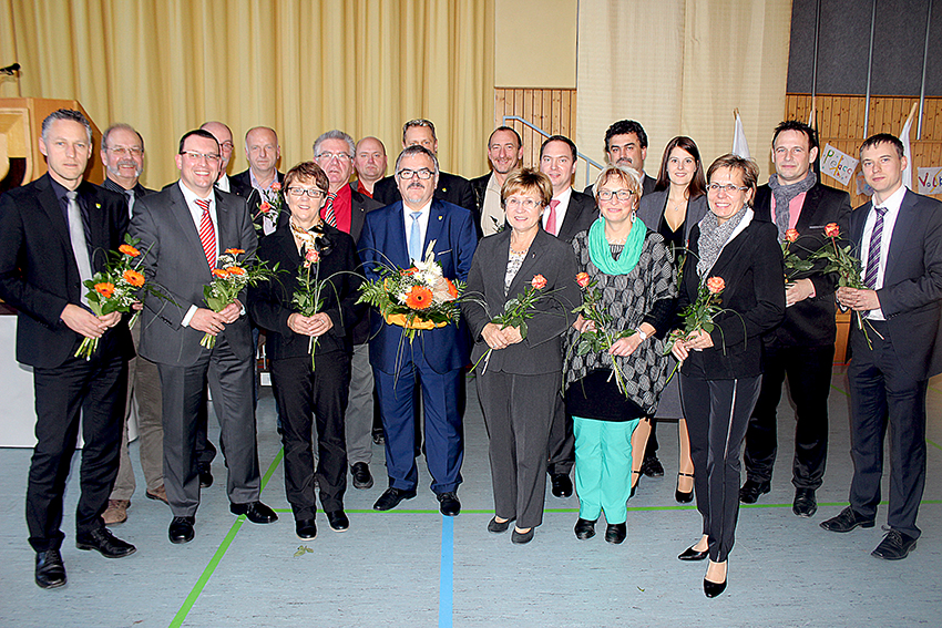 CDU-Kreisvorstand.