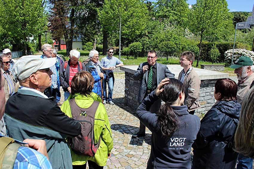 Fachforum Wander des CSB in Königswalde.
