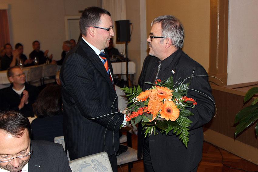 Nominierung von Ronny Wähner zum Landtagskandidaten.