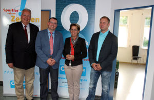 Eröffnung der Außenstelle des WEISSEN RING in Annaberg-Buchholz. Foto: Büro Wähner