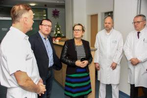 2,5 Millionen Euro für neue Notfallaufnahme in Annaberg. Foto: Dieter Flade