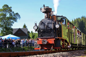 125 Jahre Pressnitztalbahn.