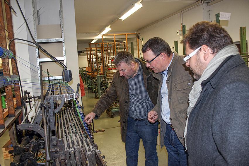 MdL Ronny Wähner zum Kommunaltag in Schlettau.